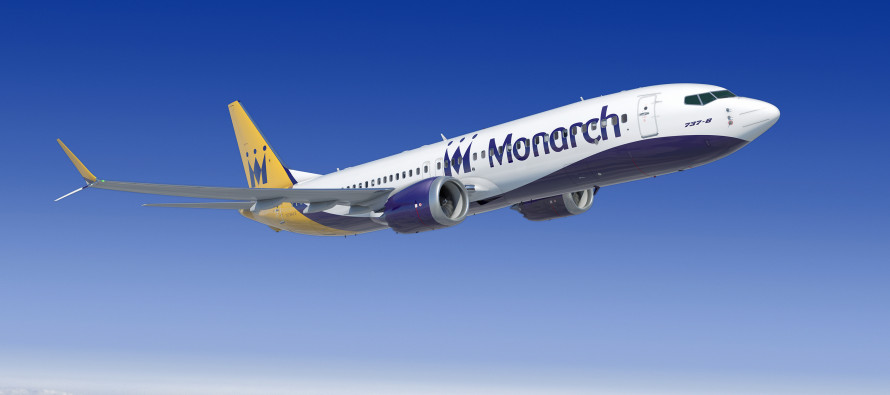 Monarch files for insolvency