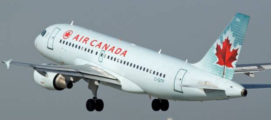 Air Canada reprices $1.1 billion facility
