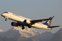 Air Astana gets five E190-E2s from Aercap