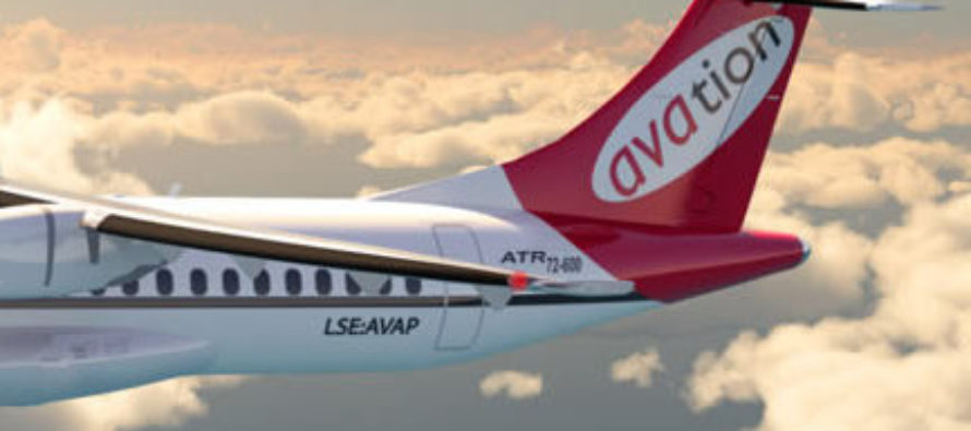 Avation closes turboprop sale