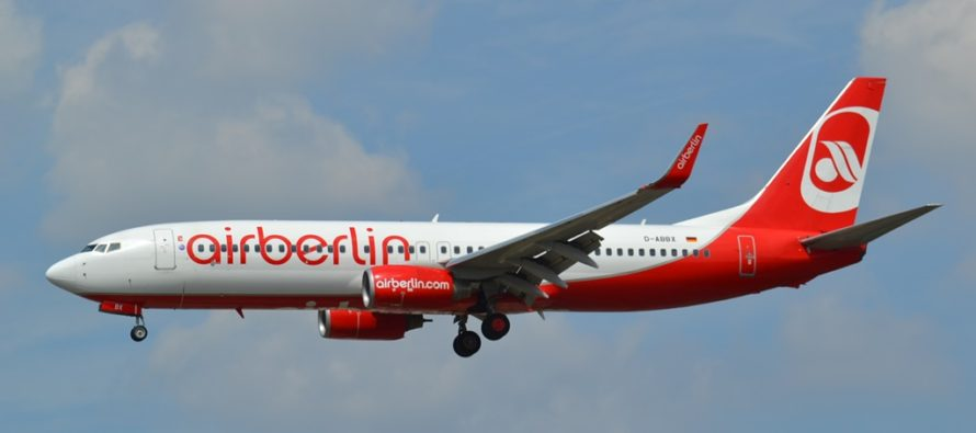 airberlin files for insolvency
