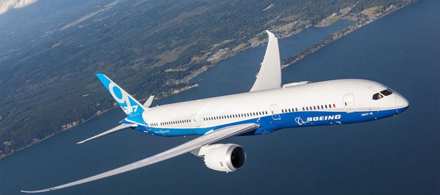 AerCap leases six 787-9s to EGYPTAIR