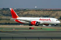SMBC delivers leased 787-8 to Avianca