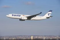 Iran Air takes delivery of its first A330