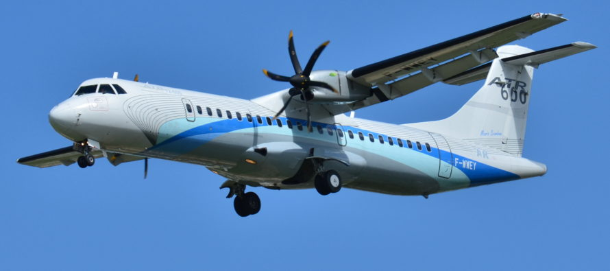 Chorus completes ATR72-600 acquisition