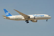 BOC orders four B787-9s, leases to Air Europa