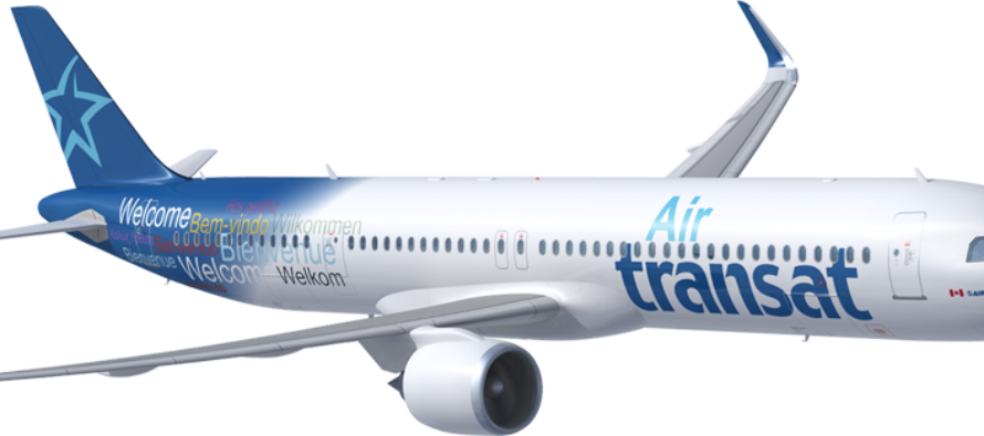 Air Transat leases 10 new A321neos