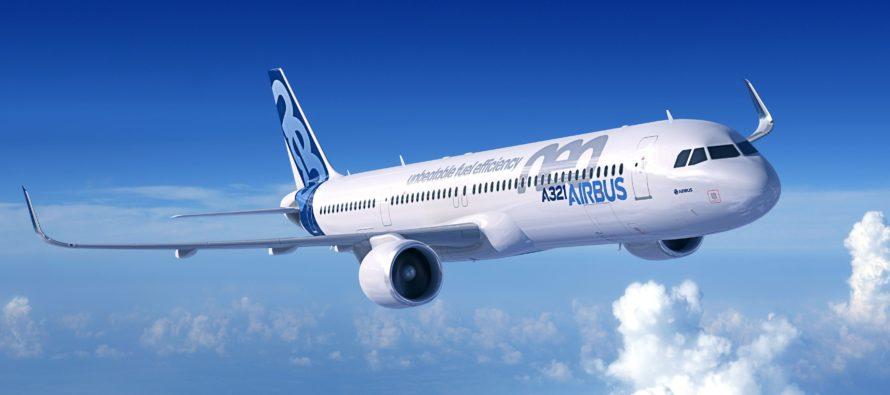ALC lease six A3210neoLRs to Air Arabia