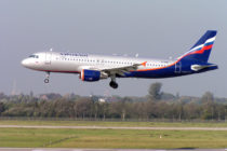Aeroflot gets two A320-200s