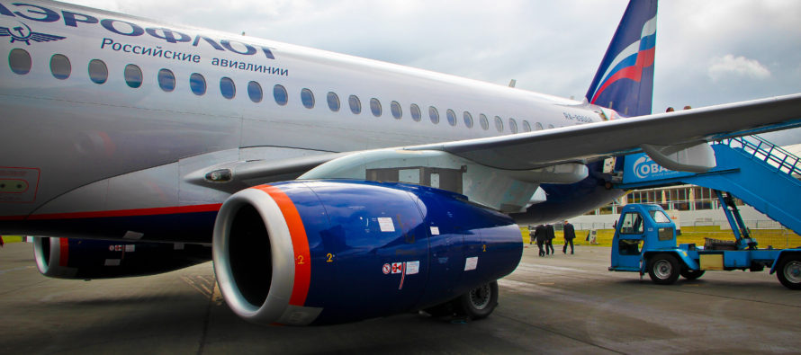 Aeroflot orders 20  additional SSJ100s