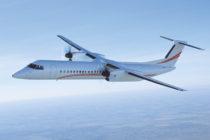 Chorus acquires three Bombardier Q400s