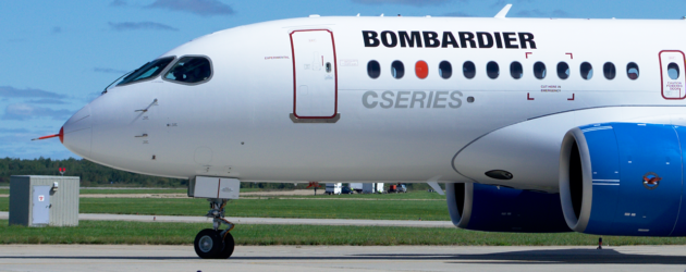 Airbus takes majority stake in C Series programme
