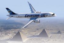 EGYPTAIR signs LoI for up to 24 Bombardier C Series
