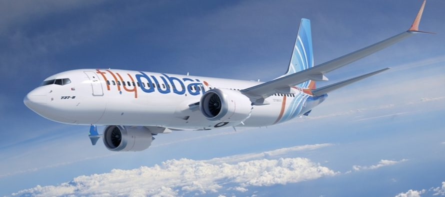 Flydubai orders 225 Boeing 737 MAX family aircraft