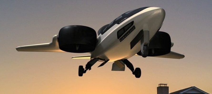 XTI Aircraft on Schedule with Development of Flying Prototype